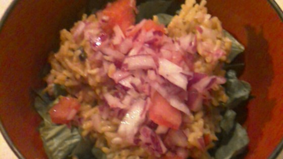 Photo of Mexican Rice and Tilapia Salad by Tammy Lynn