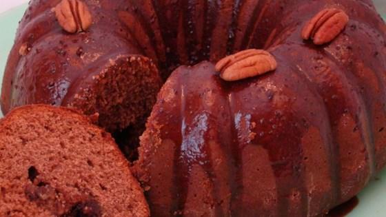 Photo of Bertha's Big Bourbon Bundt Cake by Kevin Ryan