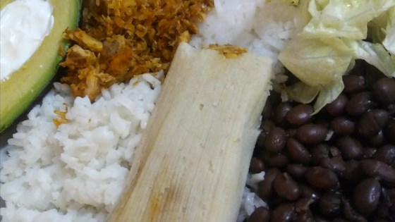 Photo of Green Chicken Tamales by ladoña