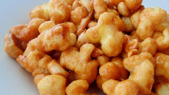 Photo of Puffed Caramel Corn by rookie
