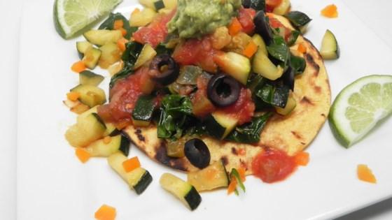 Photo of Vegan Garden Tacos by VeganGidget
