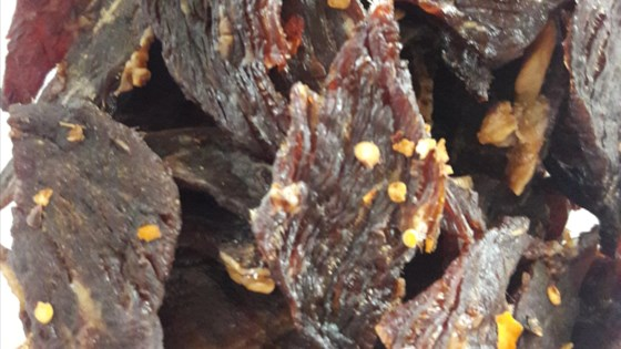 Photo of Teriyaki Beef Jerky by chris70