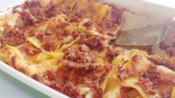 Photo of Lasagne Alla Bolognese Saporite by Alemarsi