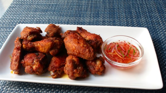 Photo of Chennai Chicken Wings by Chef John
