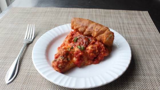 Photo of Chicago Deep-Dish Pizza by Chef John