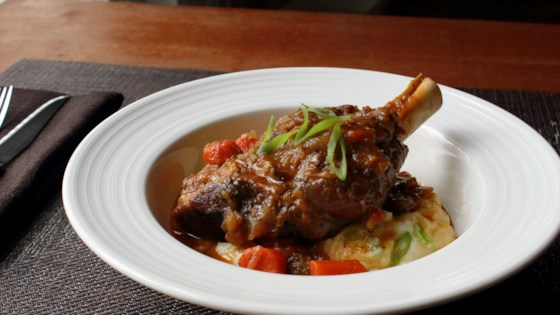 Photo of Beer-Braised Lamb Shanks by Chef John