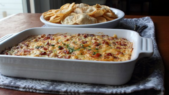 Photo of New England Clam Chowder Dip by Chef John
