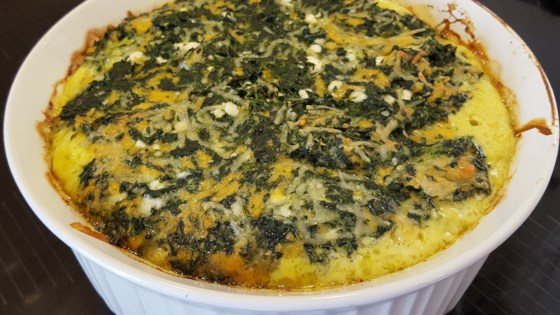 Photo of Mock Spinach Souffle by Criscoh