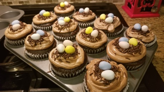 Photo of Carlee's Celebrate Spring Cupcakes by CC<3's2bake