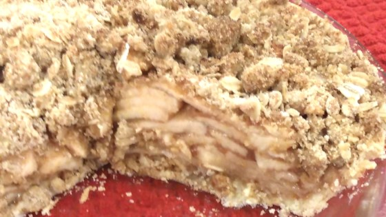 Photo of Perfect Apple Crisp Pie by ksmom