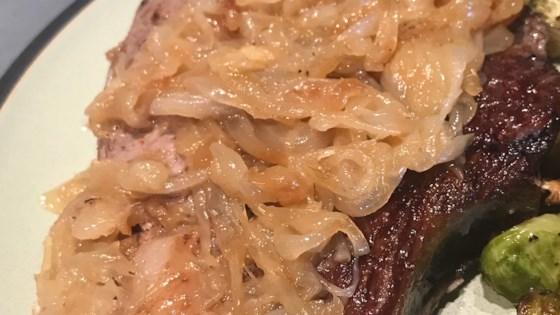 Photo of Caramelized Onions by CJBLAZ