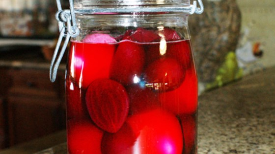 Photo of Quick Pickled Eggs and Beets by Cathy Swanson