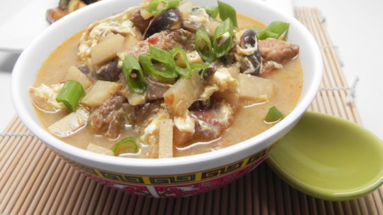 Photo of Pork and Bamboo Shoot Soup with Cloud Ear by ZAYO