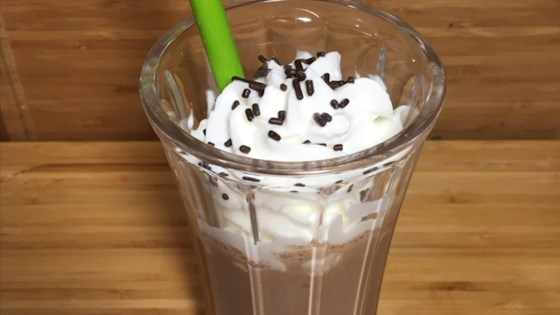 Photo of Hot Chocolate Milkshake by Brian Phillips