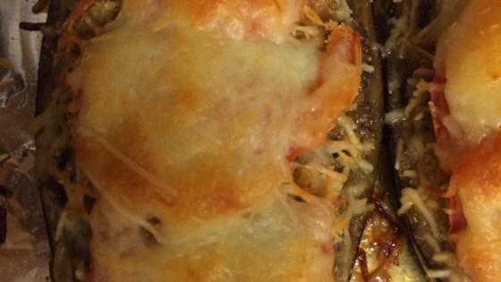Photo of Stuffed Eggplant Parmesan by MARGARITADEE