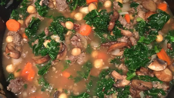 Photo of Italian Sausage and Bean Soup by Sharon