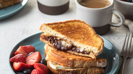 Photo of Chocolate and Brie Grilled Cheese by Nature's Own