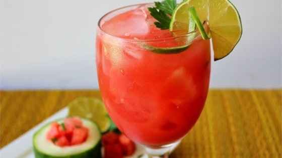 Photo of Watermelon Lime Agua Fresca  by CYNDY