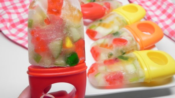 Photo of Gummy Fruit Pops by quinntelin
