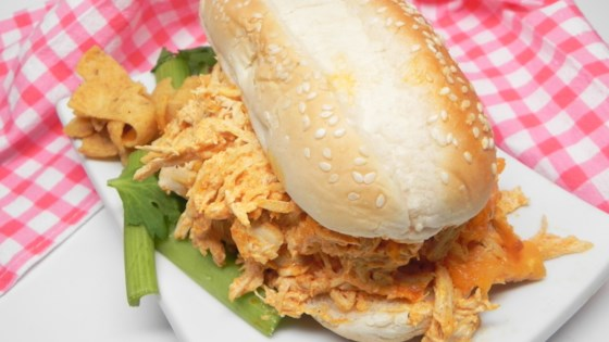 Photo of Slow Cooker Buffalo Chicken by ACKWMS