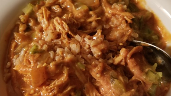 Photo of Slow Cooker Shredded Chicken in Yogurt Sauce by Jeannine Cauthen