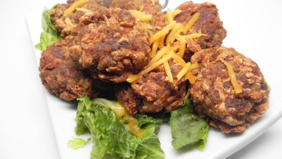 Photo of Whiz Sausage Balls by Tracy