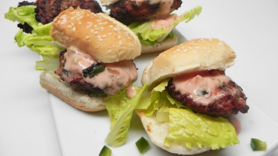 Photo of Spicy Jalapeno Chicken Sliders by Christy Wandling Van Scoyoc