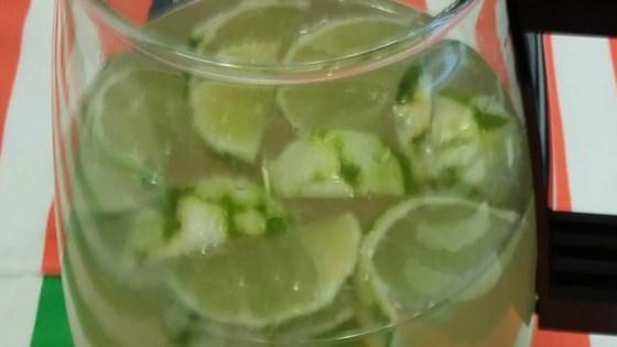Photo of Margarita Fizz by Halle's Graceful Recipes