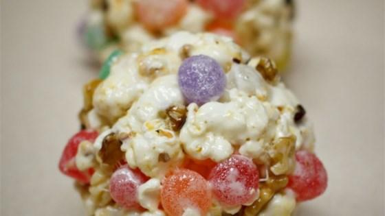 Photo of Marshmallow Popcorn Balls by Kory H.