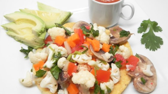 Photo of Raw Vegetable Ceviche by Ana Rosa Barajas