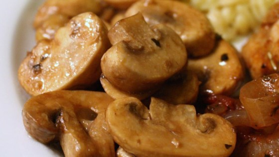 Photo of Pat's Mushroom Saute by LANNI