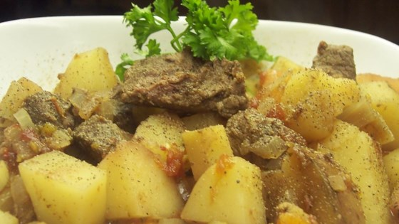 Photo of Slow Cooker Beef Stew by Vikki Mioduszewski