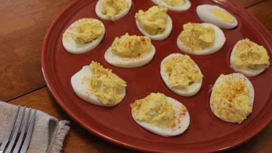 Photo of Deviled Eggs with Horseradish by enovovesky