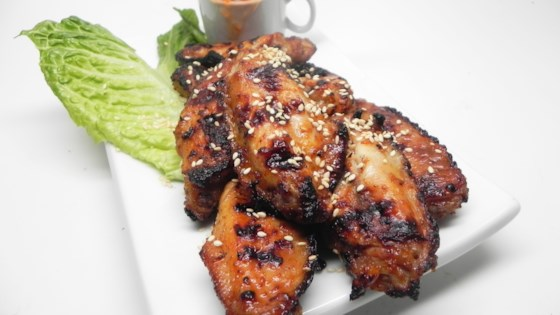 Photo of Asian Twist Chicken Wings by Erin