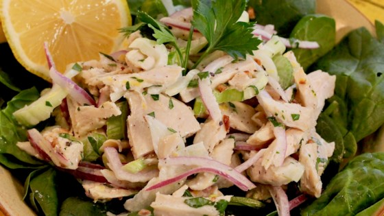 Photo of Italian Style Chicken Salad by KrissyHipp30