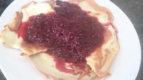 Kaiserschmarrn (Austrian Jumbled Pancake)