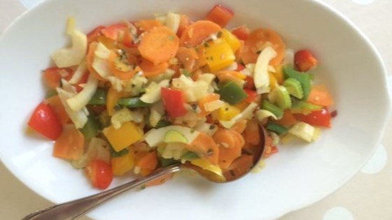 Photo of Quick Mediterranean Vegetables by Lena