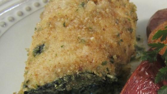 Photo of Spinach Pesto Chicken Rolls by MRN