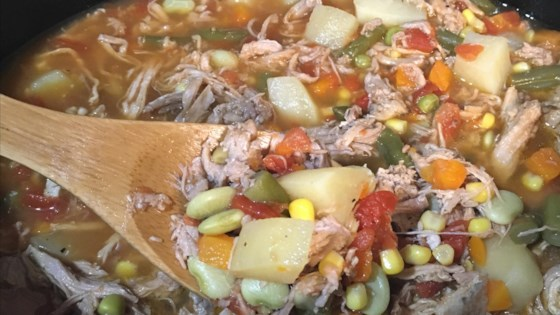 Photo of Slow Cooker Brunswick Stew by EverFit Montana