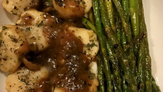 Photo of Quick Pan-Seared Scallops by RACH7H