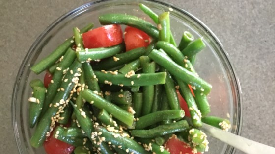 Photo of Crisp Green Bean Salad by Karol