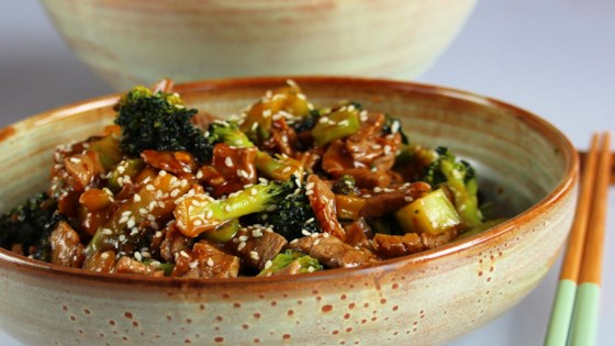 Photo of Stir-Fried Ginger Broccoli Beef by Xiao Yangju