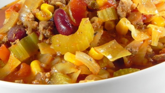 Photo of Diann's Chili Vegetable Soup by PICKS