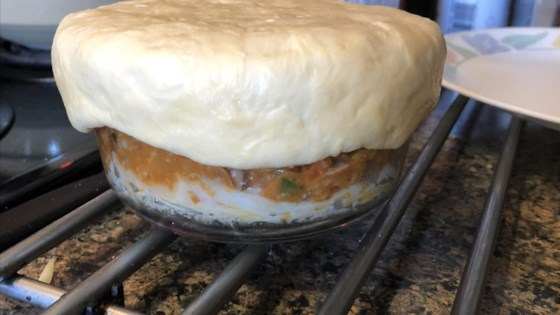 Photo of Upside-Down Pizza Pot Pie by Mrs. Mistry