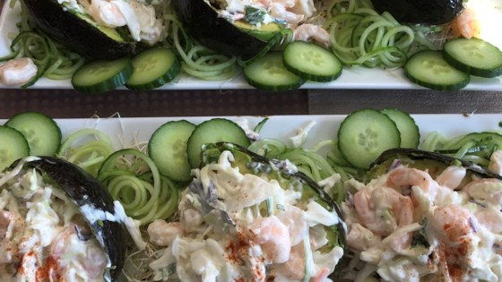 Photo of Seafood Stuffed Avocados by ANNIEKH