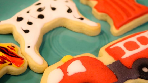 Photo of Sugar Cookies with Buttercream Frosting by Diane