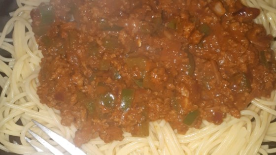 Photo of Spaghetti Bolognese by Amy Cole