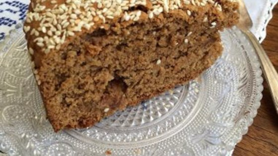 Photo of Fanouropita (Vegan Greek Raisin, Walnut, and Olive Oil Cake) by Diana Moutsopoulos