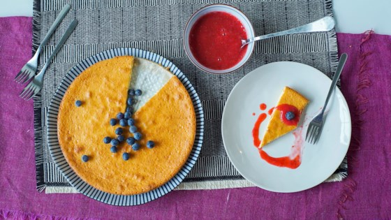 Photo of 3-Ingredient Cheesecake by anna77