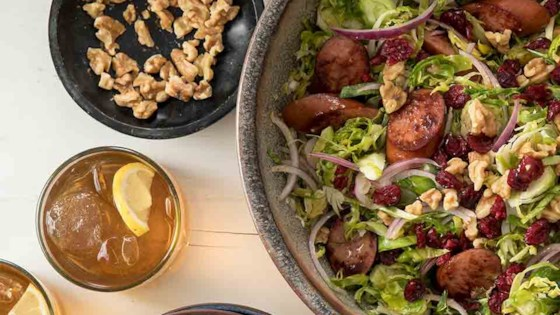 Photo of Hillshire Farm® Smoked Sausage and Brussels Sprout Salad by Hillshire Farm® Brand